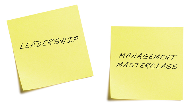 New Leadership and Management Masterclass