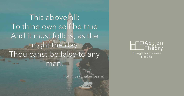 Shakespeare - Polonius