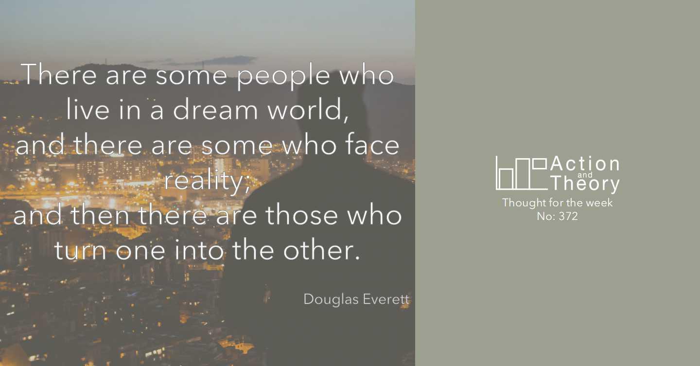 Douglass Everett Qoute
